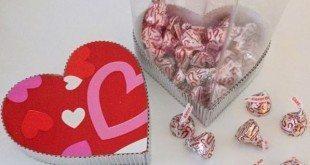 Coração Porta-Treco de Garrafa Pet