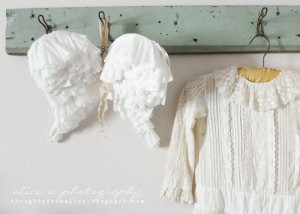 Estas fofas asas de anjo de papel não são difíceis de serem conseguidas (Foto: thoughtsfromalice.com)