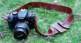 Alça para Câmera com Bolsinho Passa a Passo