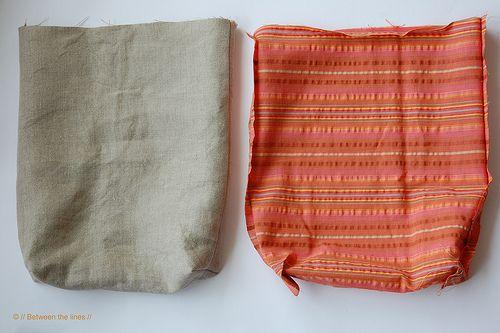 Bolsa Minuto Passo A Passo : Bolsa carteiro passo a artesanato