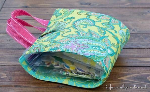 Bolsa De Tecido Tiracolo Passo A Passo : Bolsa com saco lacre passo a artesanato