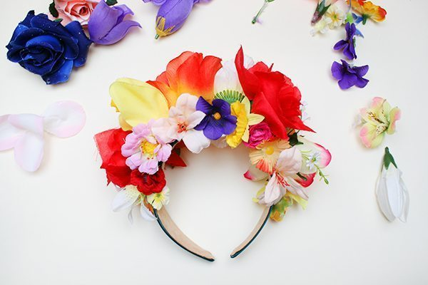 Arco Decorado com Flores Passo a Passo