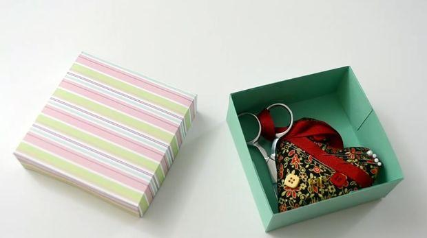 Caixa de Papel