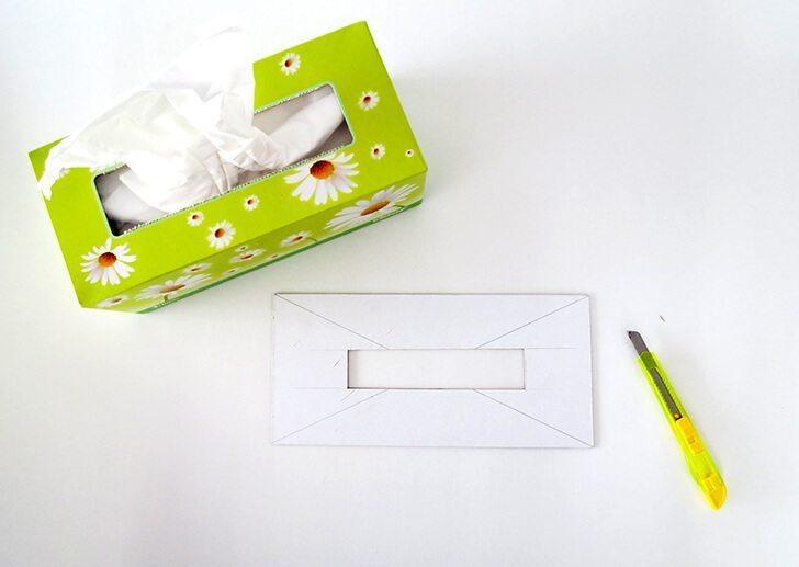 Dicas para Fazer Caixa de Lenço Decorada Passo a Passo