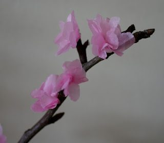 Como Fazer Flor Cerejeira
