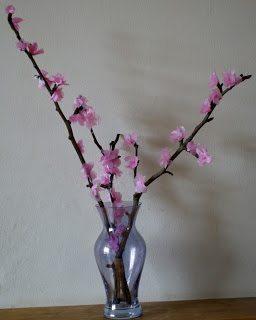 Flor cerejeira decora com primor qualquer espaço (Foto: tickledmummyclub.com.au)