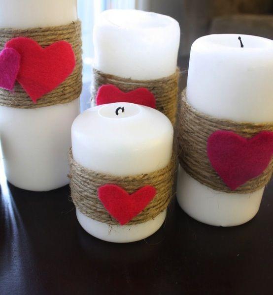 Ideias de Artesanatos para Dia dos Namorados