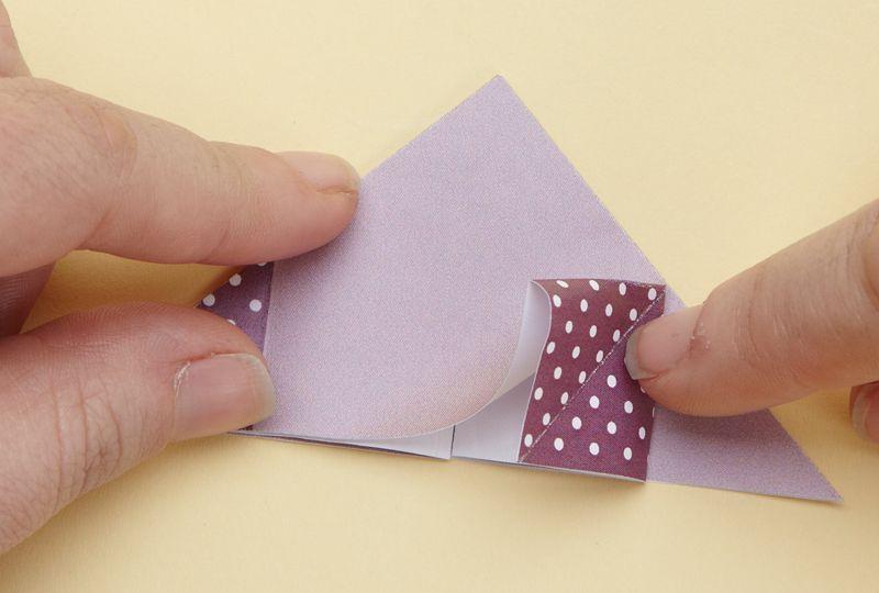 Marcador de Origami Passo a Passo