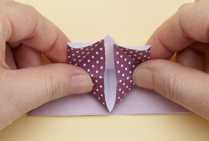 Marcador de Origami