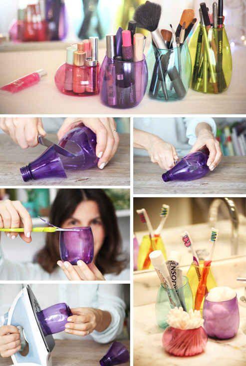 Artesanatos Feitos com Reciclagem