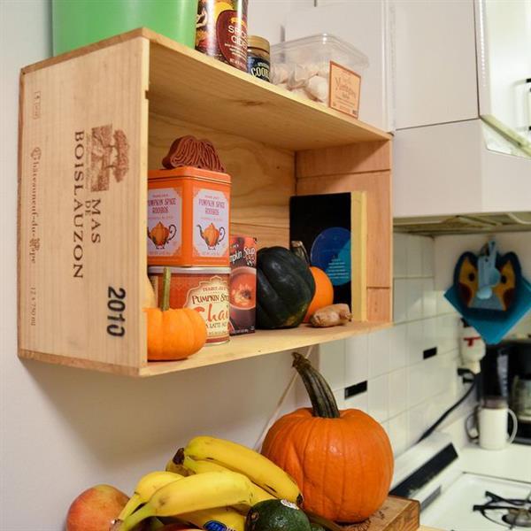 caixa de frutas