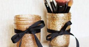 Artesanatos com Potes de Maionese