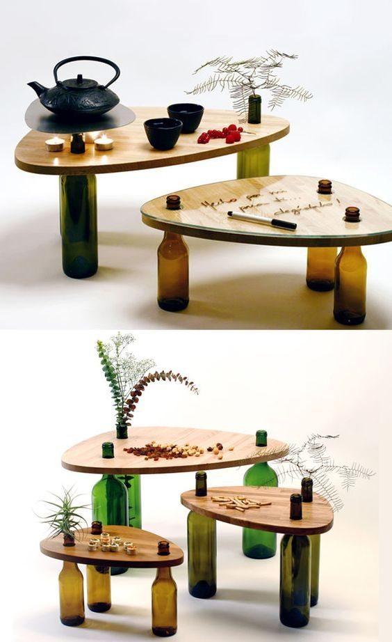 artesanatos feitos com garrafas de vinho artesanato passo a passo. Black Bedroom Furniture Sets. Home Design Ideas