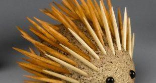 Artesanatos Feitos com Palitos de Churrasco