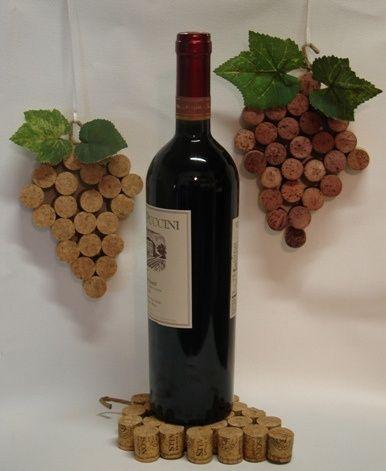 Dicas de Artesanatos com Rolha de Vinho