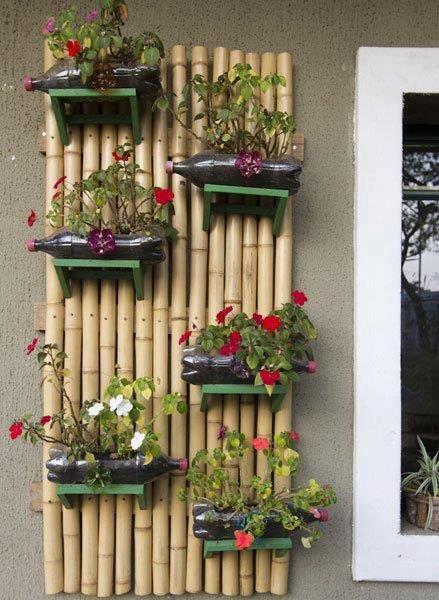 Artesanato Com Cd Velho ~ Como Fazer Artesanatos com Bambu Artesanato Passo a Passo!