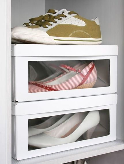 Caixas de Sapato
