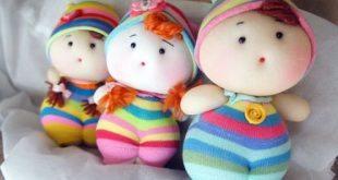 Bonecas de Pano Artesanais