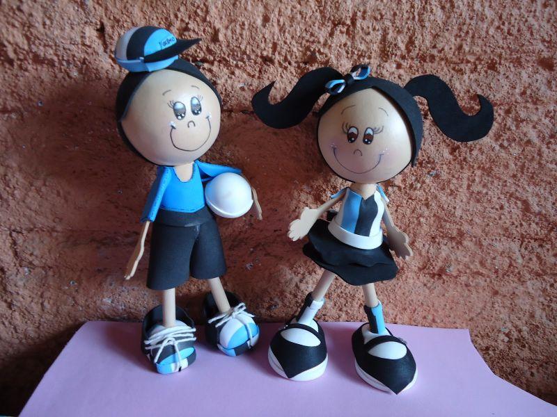 Bonecas Fofuchas