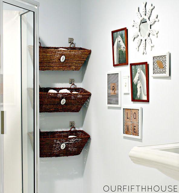 Artesanatos para Banheiro