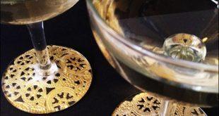 Opção para Decorar Taças para Festa