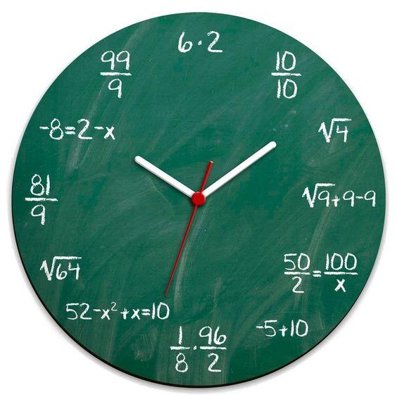 930b50984fa 10 Ideias de Artesanatos para Relógio de Parede - Artesanato Passo a ...