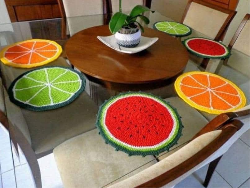 jogo de cozinha tema de frutas