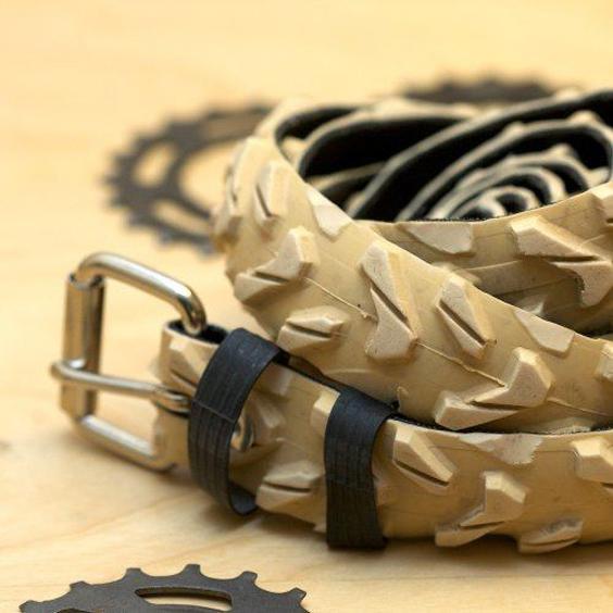 Aparador Westwing ~ 11 Artesanatos Criativos com Pneu de Bicicleta Artesanato Passo a Passo!