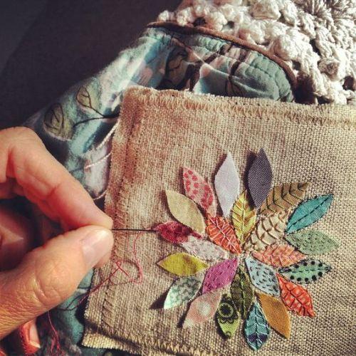 Ideias de artesanato feito à mão com tecido