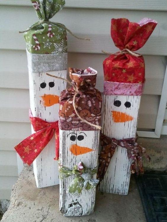 Dicas de Artesanatos de Natal para o Jardim