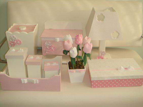 20 Ideias de Kits de Higiene para Beb u00eas Artesanato Passo a Passo!