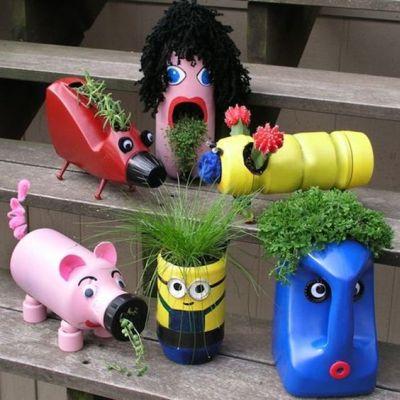 Dicas de Artesanato de Reciclagem Fácil de Fazer
