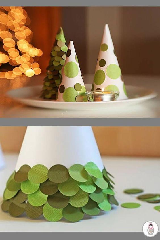 Dicas de Artesanatos para Decorar Mesa de Natal