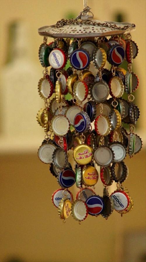Dicas de Artesanato com Tampinha de Cerveja