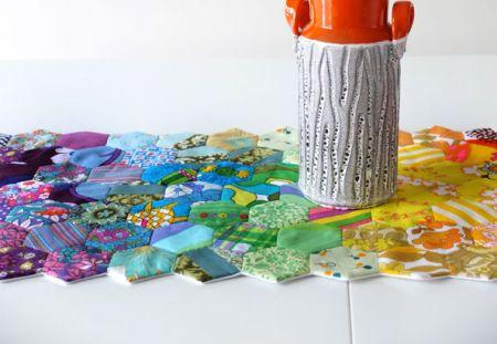 Dicas de Artesanatos Feitos de Pedaços de Tecidos