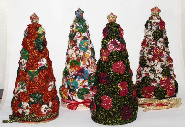Dicas de Artesanatos em Tecido para o Natal