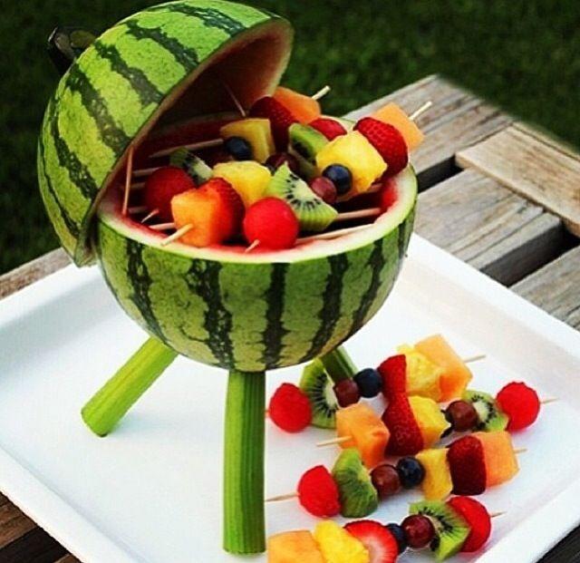 Decoraç u00e3o de Mesa de Ano Novo com Frutas 15 Ideias Artesanais Artesanato Passo a Passo! -> Como Decorar Frutas Para Ano Novo