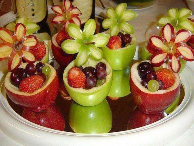 Decoraç u00e3o de Mesa de Ano Novo com Frutas 15 Ideias Artesanais Artesanato Passo a Passo!