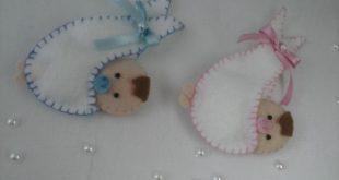 Dicas de Artesanato para Lembrancinhas de Maternidade