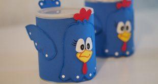 27 Ideias de Artesanato em EVA para Festa Infantil