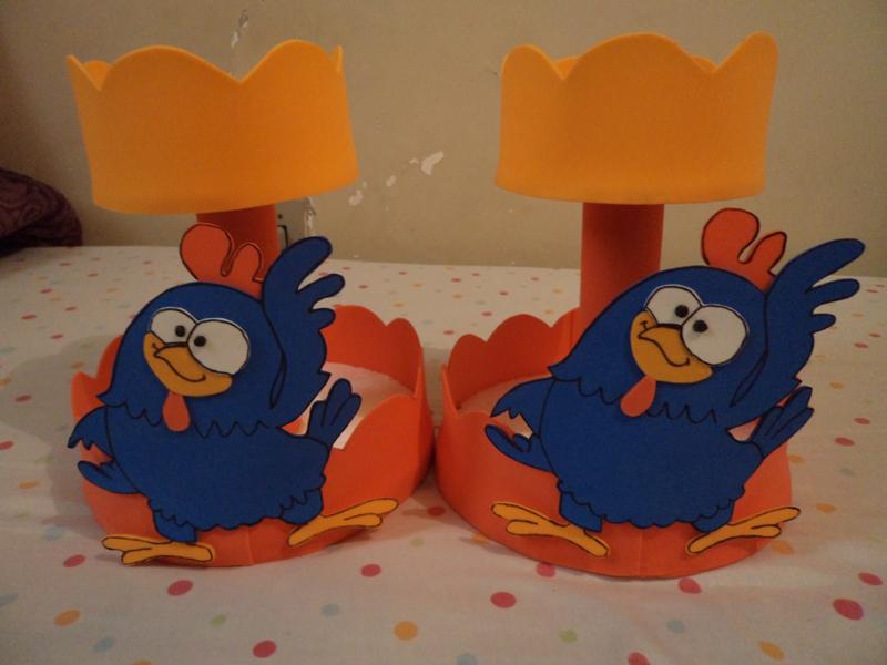 Artesanato Em Eva Infantil Passo A Passo ~ 27 Ideias de Artesanato em EVA para Festa Infantil Artesanato Passo a Passo!