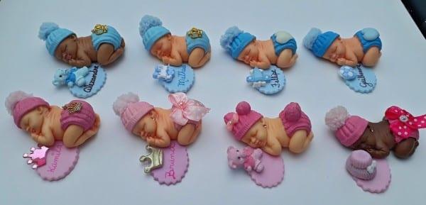 lembrancinhas de biscuit maternidade