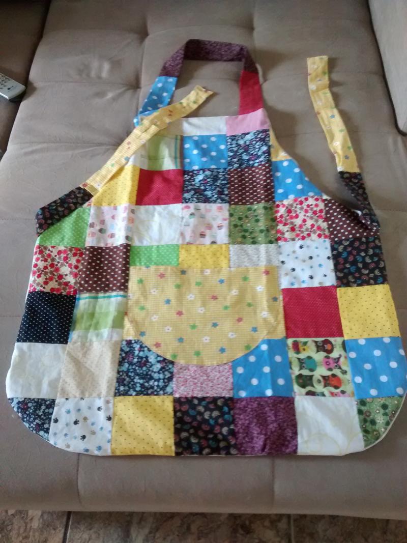 Artesanato Croche Historia ~ 20 Ideias de Artesanato em Patchwork para Cozinha