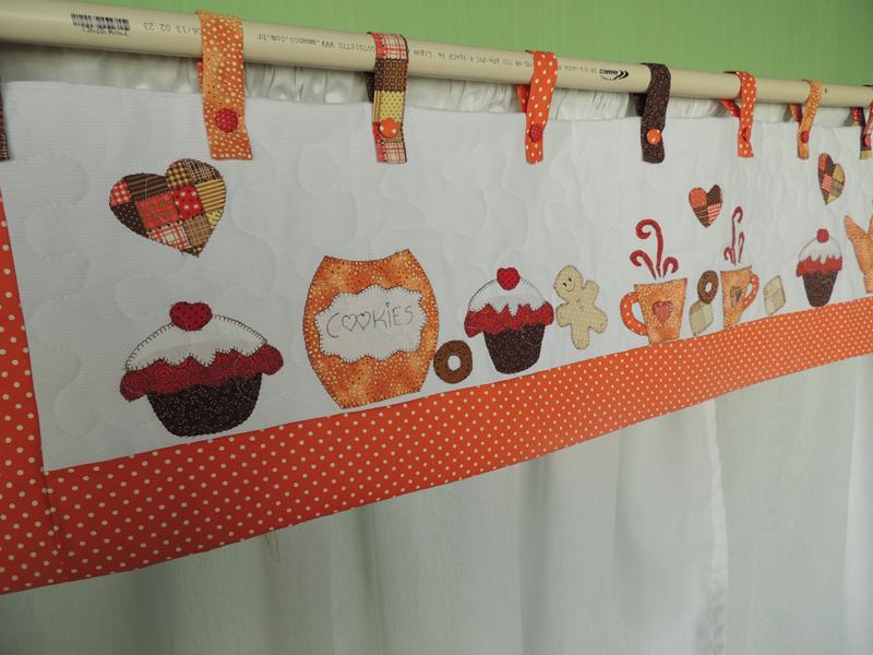 Artesanato Jardim Camburi ~ 20 Ideias de Artesanato em Patchwork para Cozinha