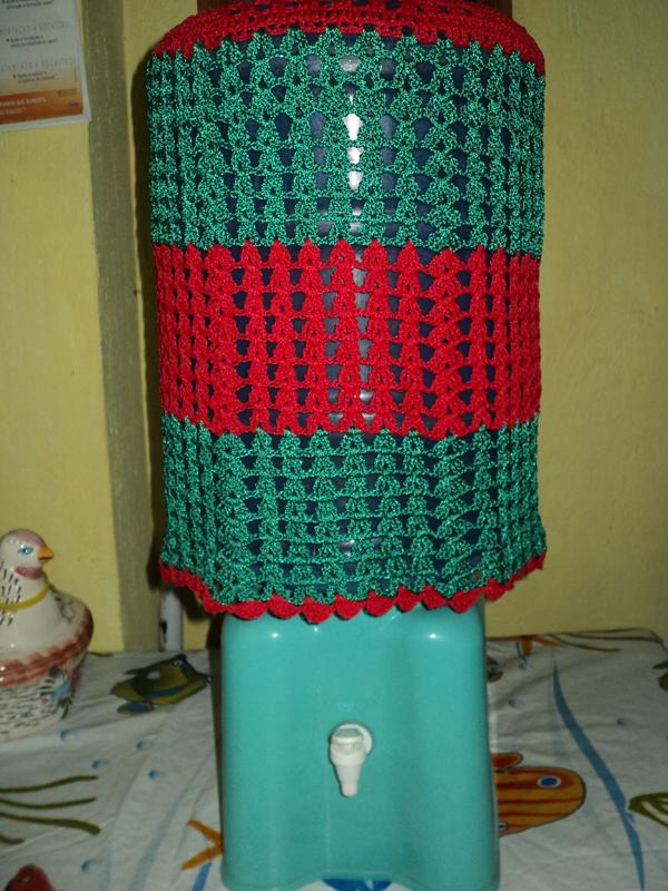 Dicas de Artesanato para Capas de Garrafão de Água