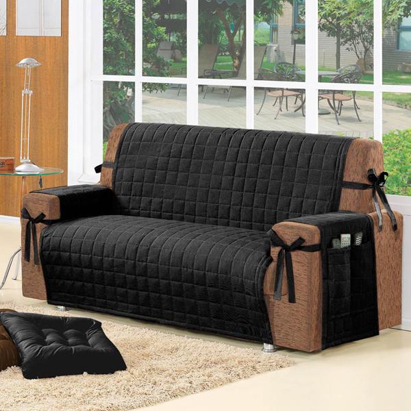 11 ideias de artesanato para forro de sof artesanato - Forro para sofa ...