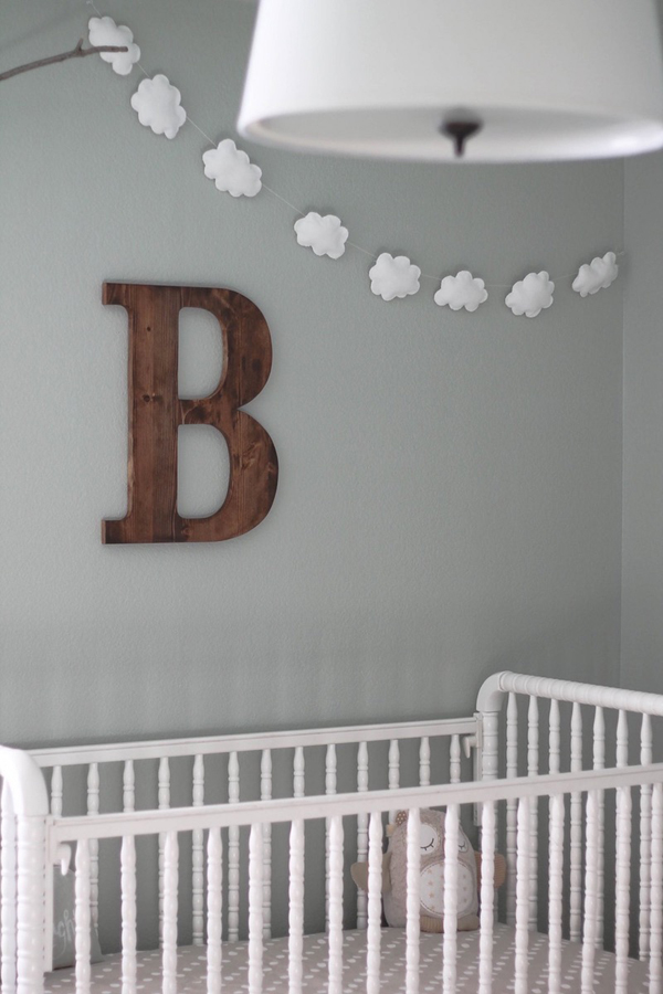 Dicas de Artesanato Passo a Passo para Quarto de Bebê