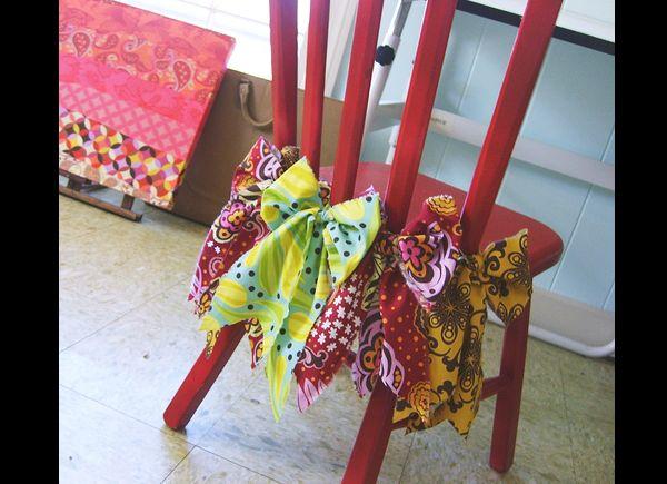 Dicas de Artesanato com Cadeiras Velhas