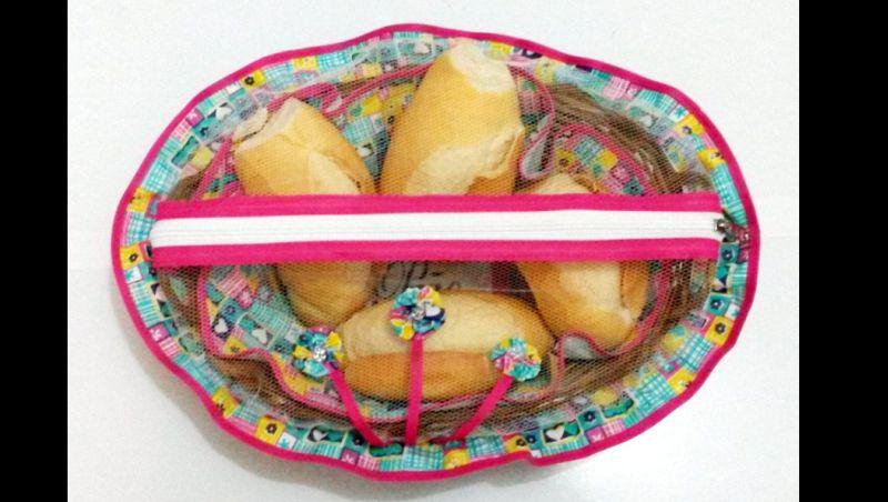 Dicas de Artesanato para Cesta de Pão