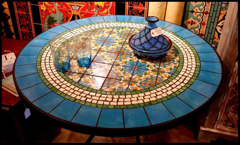 21 Ideias De Artesanato Para Mesa De Mosaico Artesanato